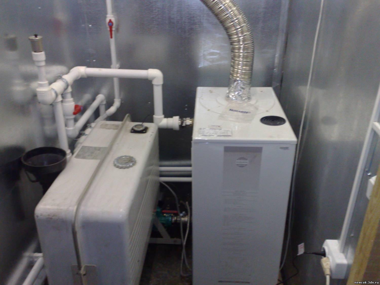 инструкция по эксп газ котлов kdb 150ga
